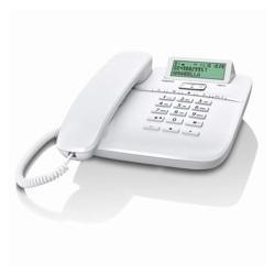 Telefono fijo gigaset da611 blanco 100