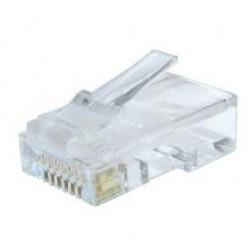 Conector gembird rj45 cat6 bolsa 100