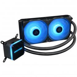 Ventilador gaming enermax elc - lmt240 - rgb doble ventilador