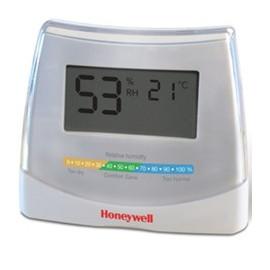 Higrometro y termometro honeywell hhy70e